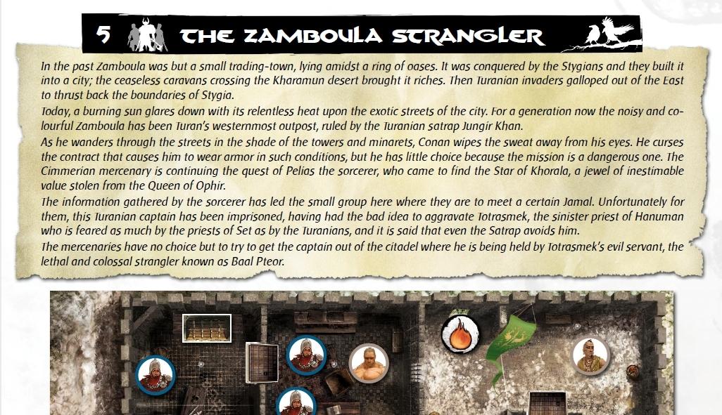 The zamboula strangler
