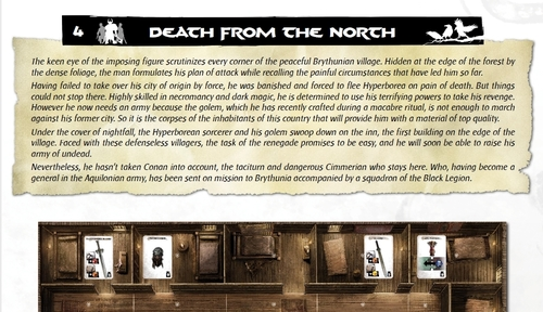 Screenshot for Death from the north