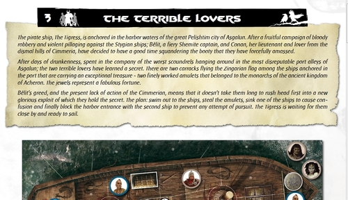 Screenshot for The terribles lovers