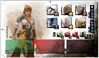 Screenshot for Upgrade Kit from Barbarian to King box content.