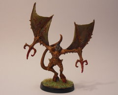 The devil from Outer Dark