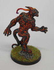 Earth Demon
