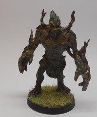 Swamp demon