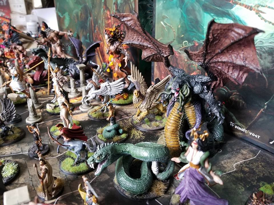 Mythic Battles: Pantheon - The Overlord