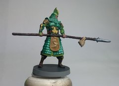 Khitai tower guard