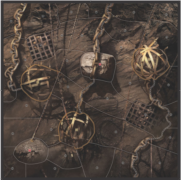Tartarus Map