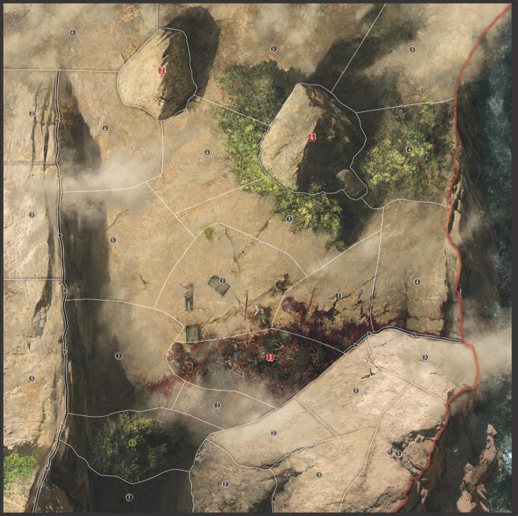 Thermopylae Map