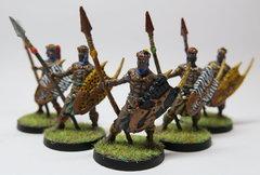 Bêlit's guards