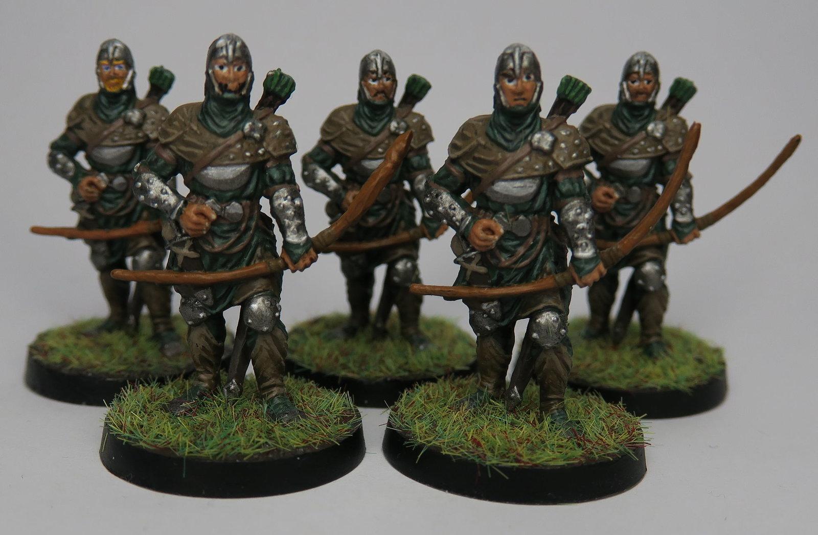 Bossonian Archers