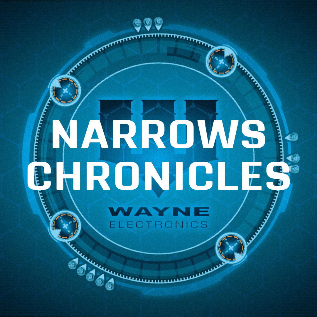 Batman: Gotham City Chronicles - Narrows Chronicles booklet