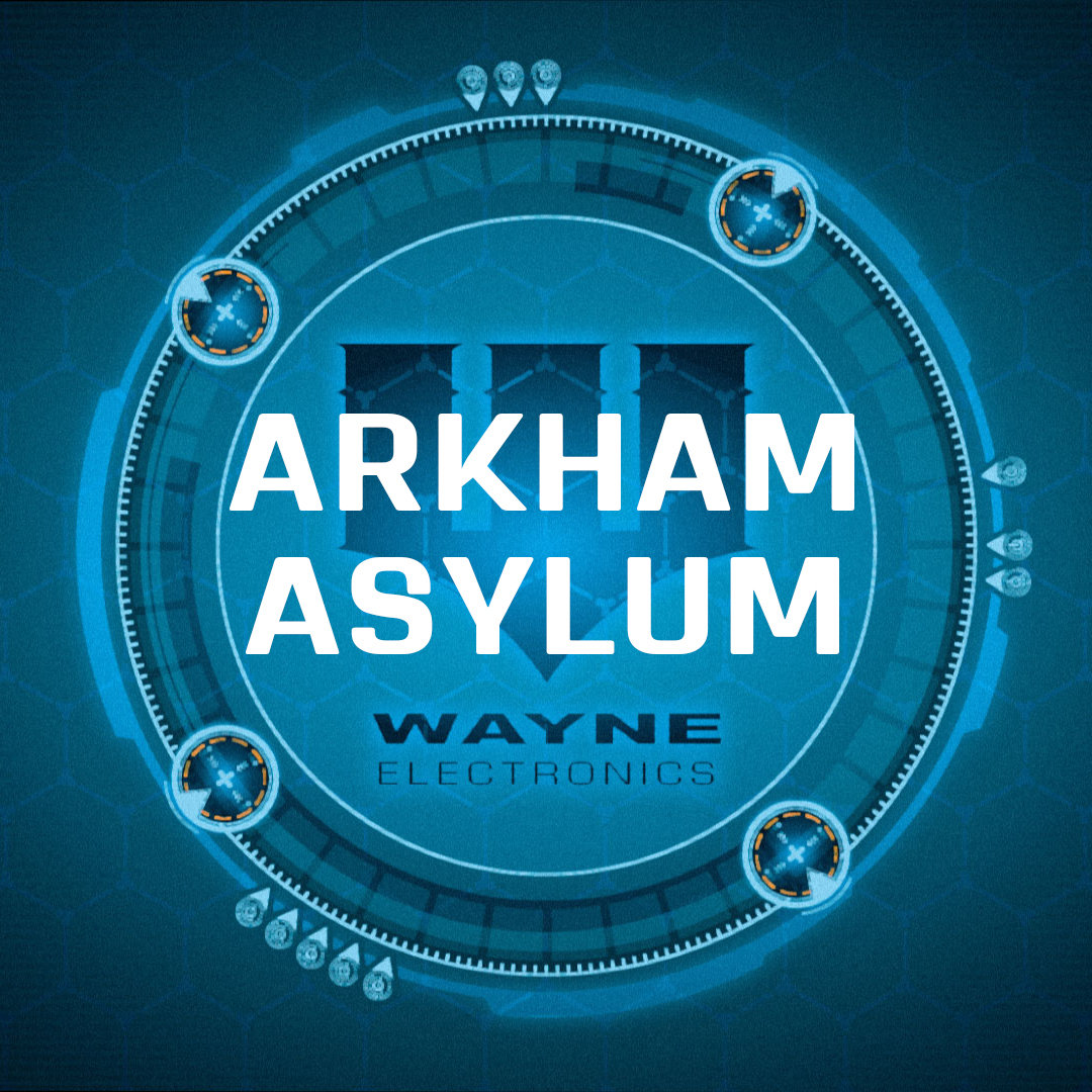 Batman: Gotham City Chronicles - Arkham Asylum booklet
