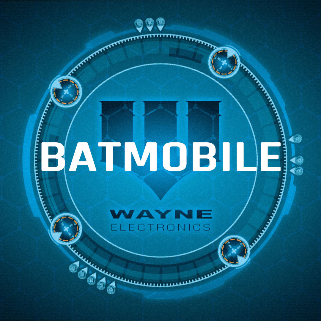 Batman: Gotham City Chronicles - Batmobile rulebook