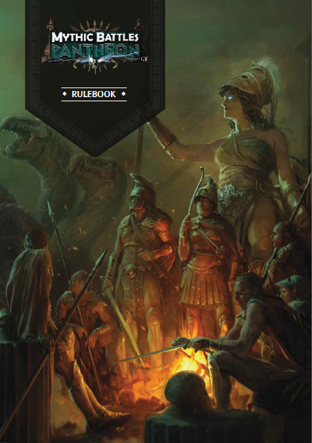 Rulebook - Mythic Battles: Pantheon 1.5