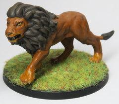 Conan's Lion