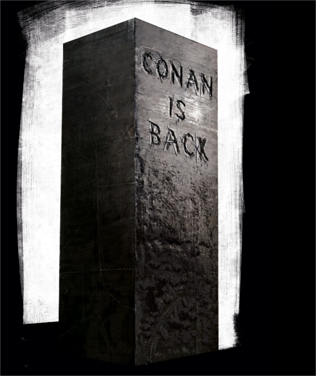 No more Conan until 2020?? - News - The Overlord