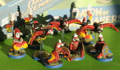 Dawn of Peacemakers - Macaw Army