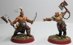 Wahammer Underworlds - Karsus & Targor