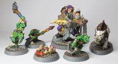 Warhammer Underworlds - Hrothgorn's Mantrappers