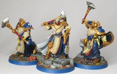 Warhammer Underworlds - Ironsoul Condemnors