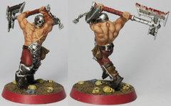 Warhammer Underworlds - Saek