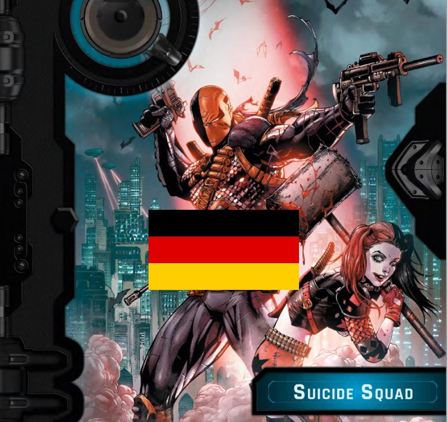 Batman Season2 Scenario Suicide Squad german