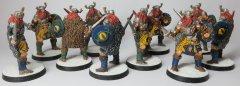 Vanir warriors